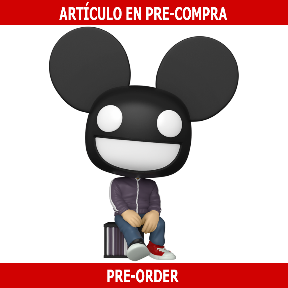 PRE-COMPRA - POP ROCKS: DEADMAU5