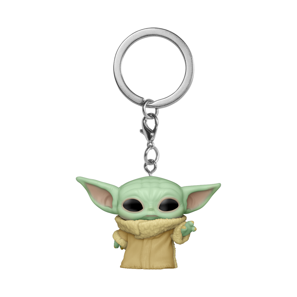 PRE-COMPRA - POP KEYCHAIN: THE MANDALORIAN -THE CHILD