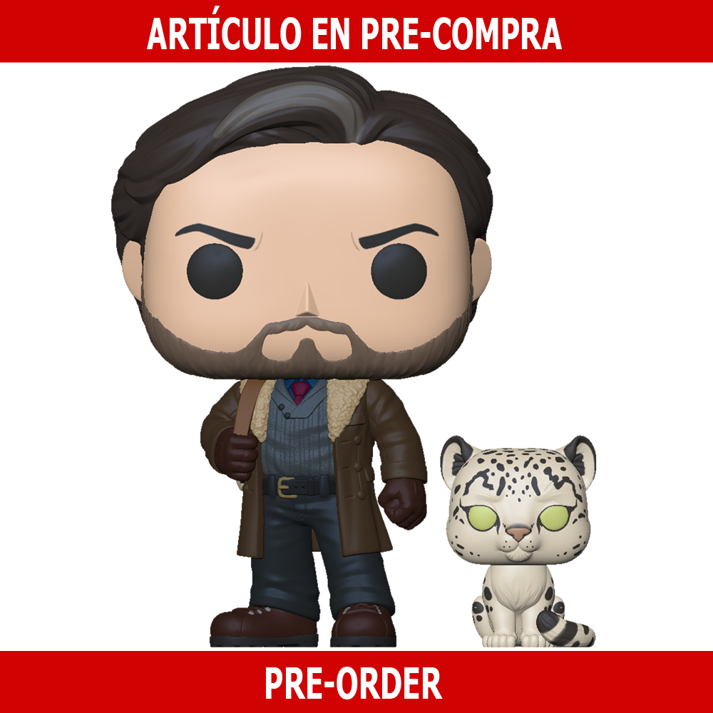 PRE-COMPRA - POP TV: HIS DARK MATERIALS- ASRIEL W/STELMARIA