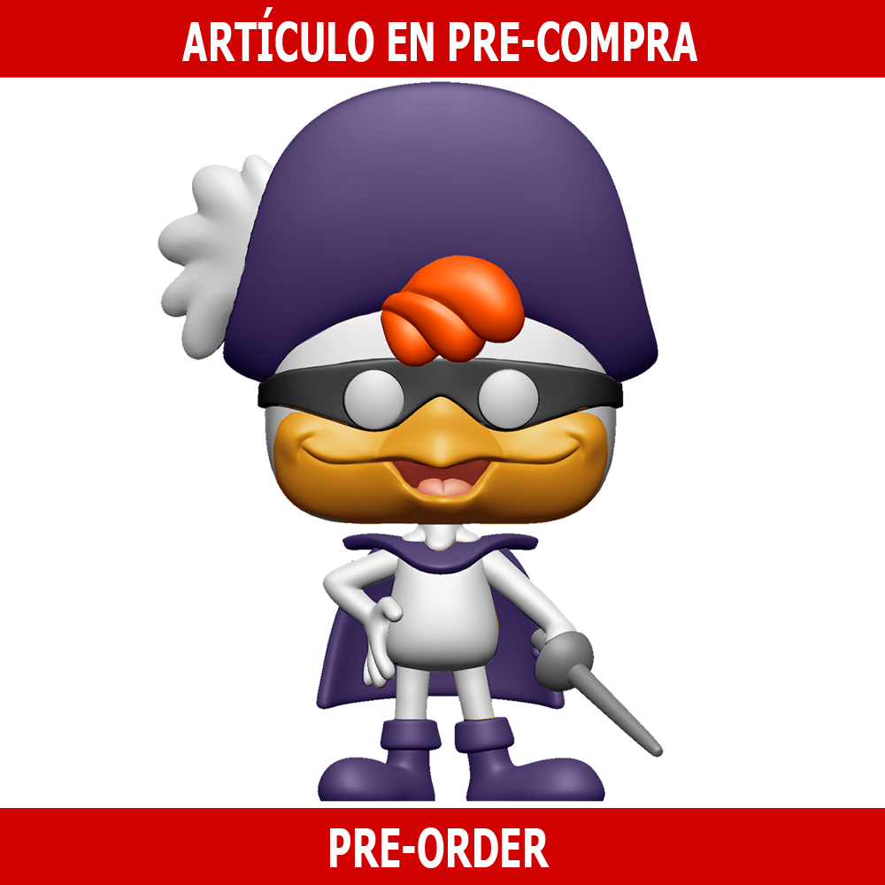PRE-COMPRA - POP ANIMATION: SUPER CHICKEN -SUPER CHICKEN