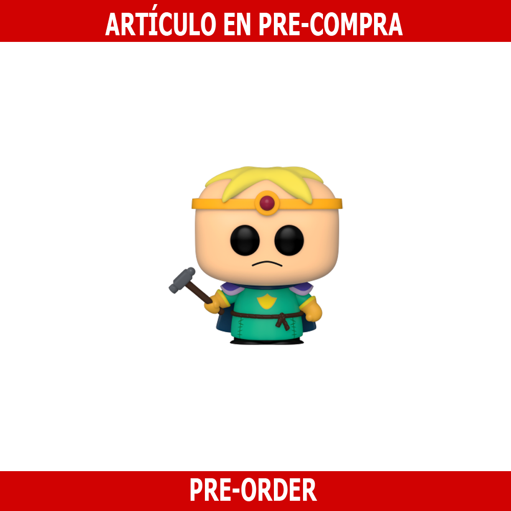 PRE-COMPRA - POP SOUTH PARK: STICK OF TRUTH - PALADIN BUTTERS