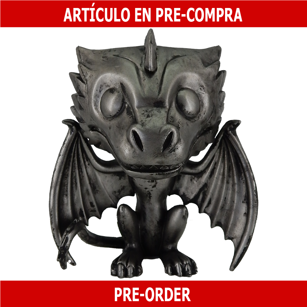 PRE-COMPRA - POP TV: GAME OF THRONES - DROGON 10TH ANNIVERSARY