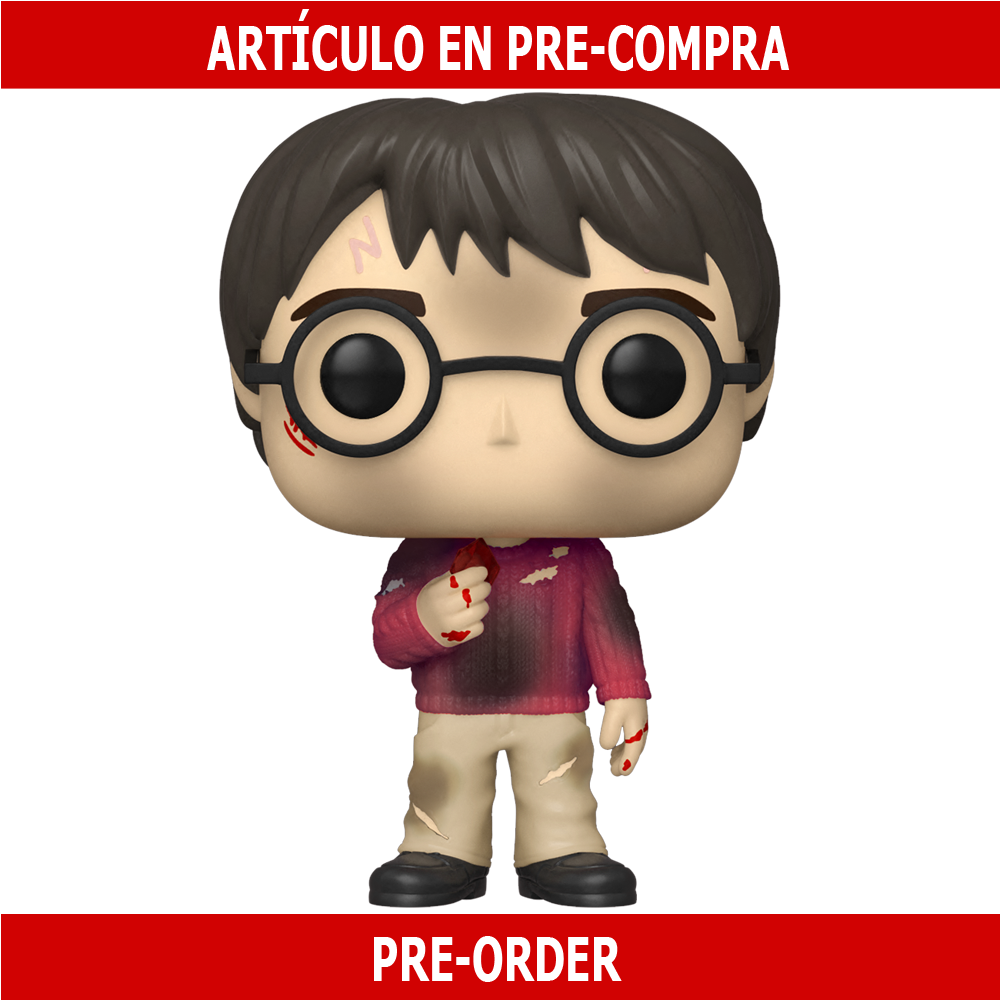 PRE-COMPRA - POP HARRY POTTER: HP ANNIVERSARY- HARRY WITH THE STONE