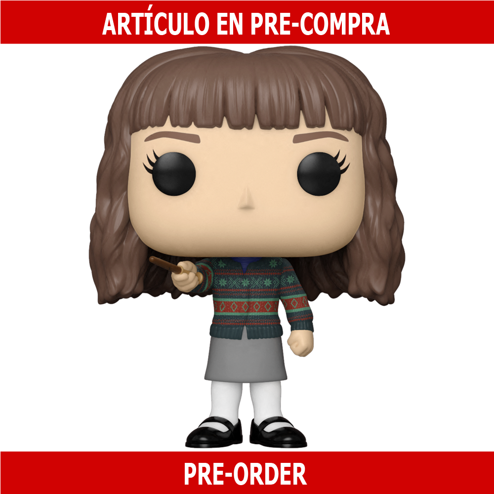 PRE-COMPRA - POP HARRY POTTER: HP ANNIVERSARY- HERMIONE WITH WAND