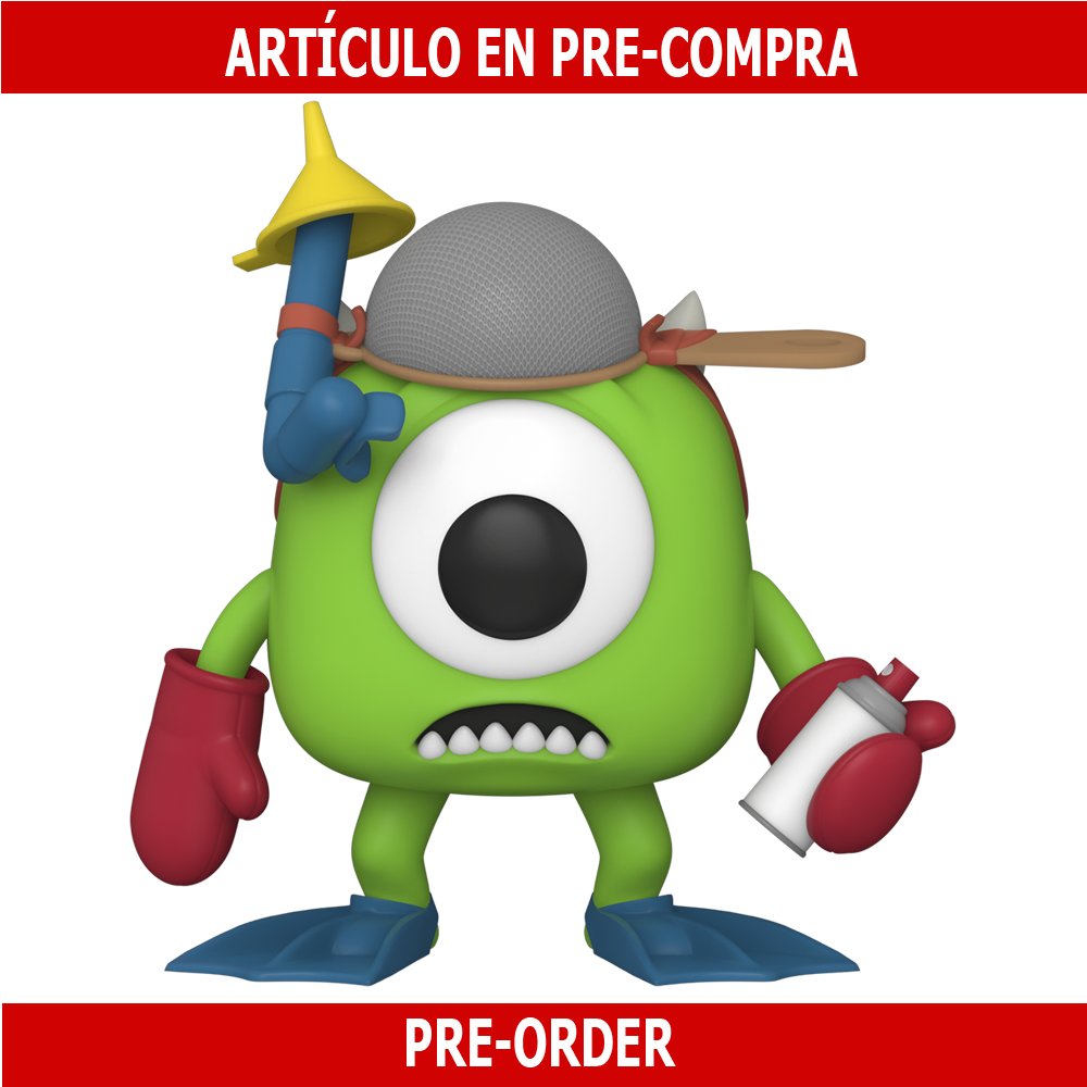 PRE-COMPRA - POP DISNEY: MONSTERS INC 20TH- MIKE WITH MITTS