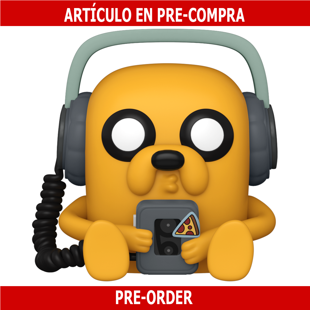 PRE-COMPRA - POP ANIMATION: AT- JAKE WITH PLAYER
