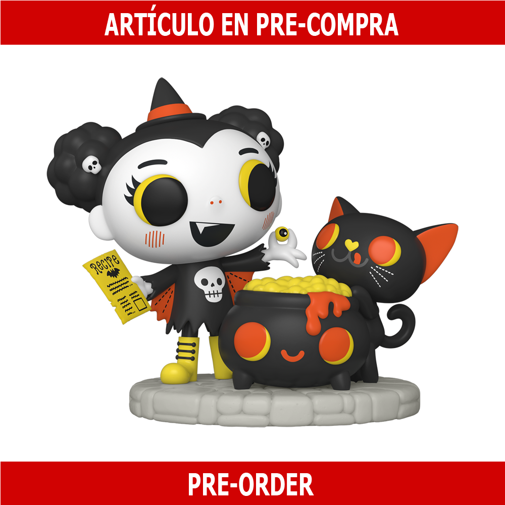 PRE-COMPRA - BOO HOLLOW DELUXE: NINA AND FRIENDS