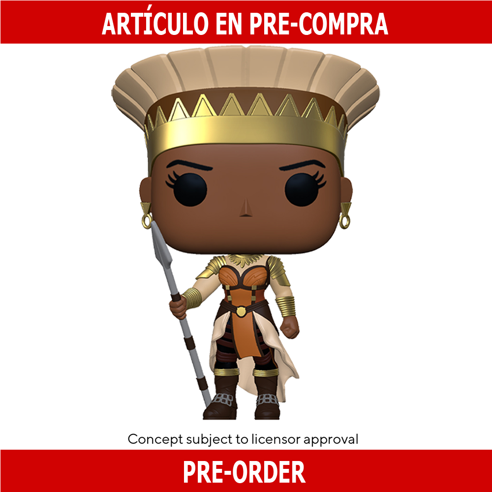 PRE-COMPRA - POP MARVEL: WHAT IF - THE QUEEN