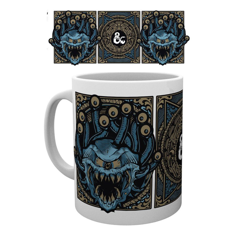 DUNGEONS AND DRAGONS TAZA BEHOLDER