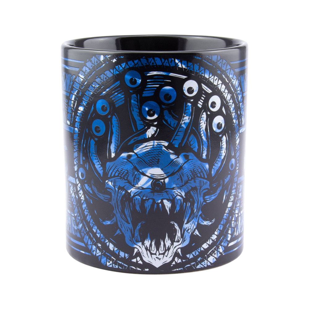 DUNGEONS AND DRAGONS TAZA SENSITIVA AL CALOR